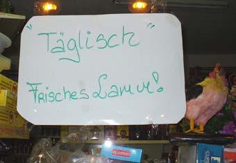 taeglisch